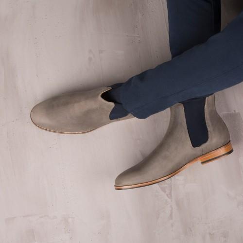 Chelsea Boots : L'Horloger - Fuji Grey