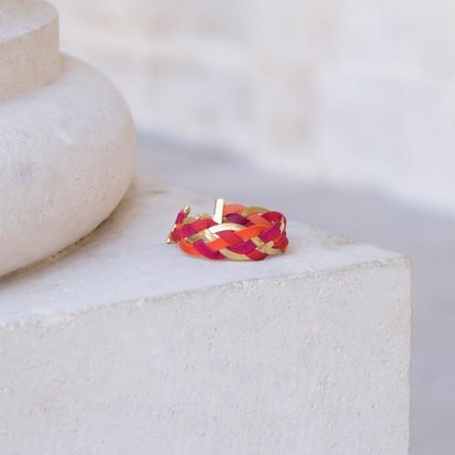 Bracelet Divin - Nuances de Rouge