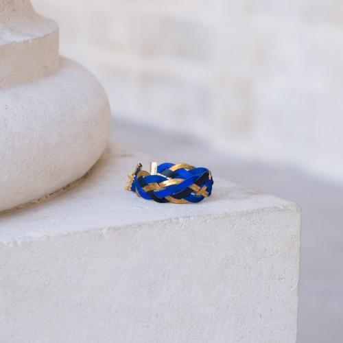 Bracelet Divin - Nuances de Bleu