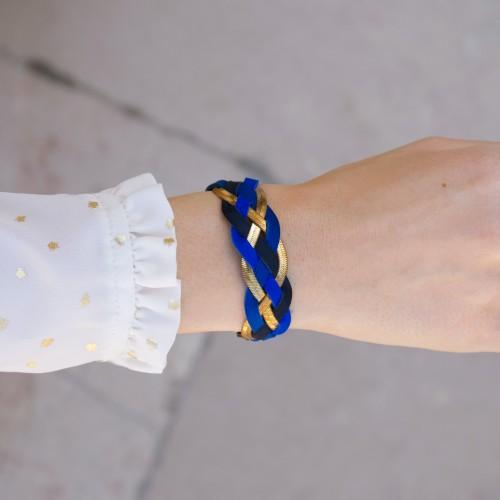 Bracelet : Bracelet Divin - Nuances de Bleu