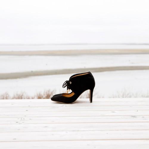 Escarpins : La Diva - Noir