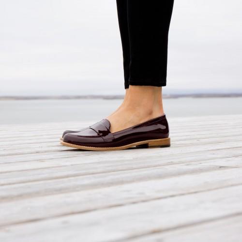 Loafers & Moccasins : La Fille À Papa - Syrah