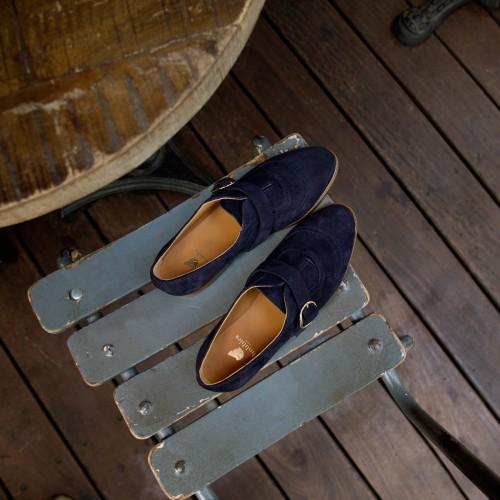 Derbies & Oxford Shoes : La Jazzy - Navy Blue