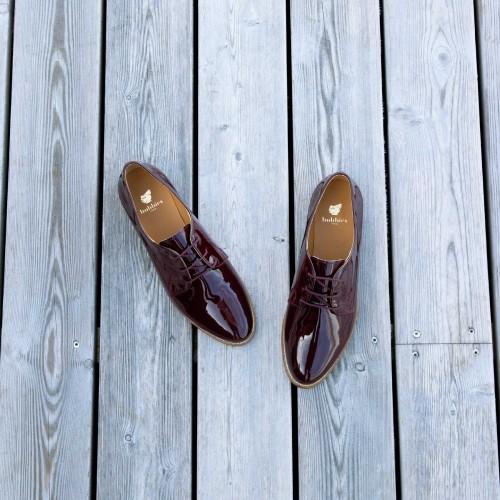 Derbies & Oxford Shoes : La Crâneuse - Syrah