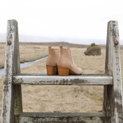 Boots à Talons : L'Échappée - Antilope