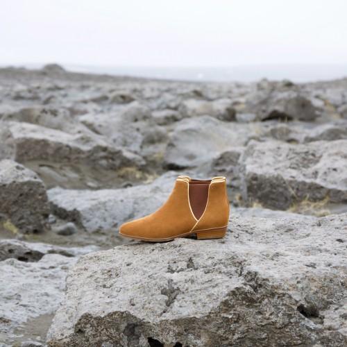 Boots Plates : La Londonienne - Pain D'Épice